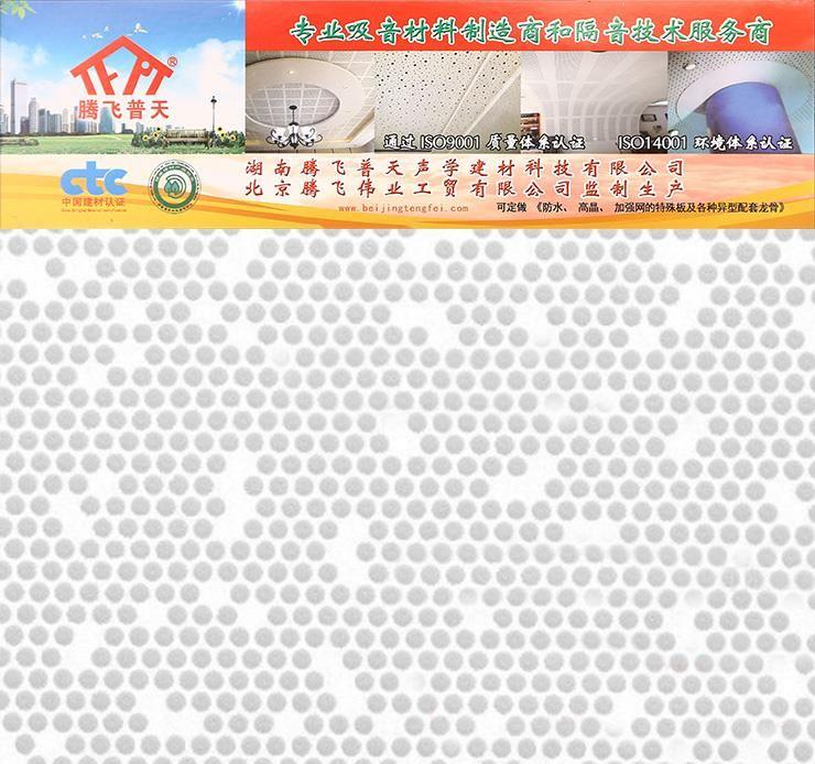 腾飞普天硅酸钙精印板 Cd—11