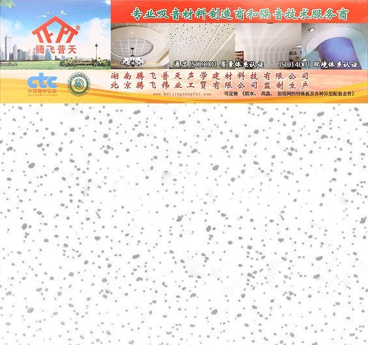 腾飞普天硅酸钙精印板 Cd—06